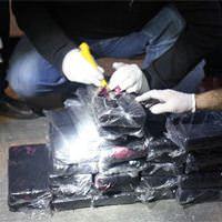 İthal muz konteynerinde kokain kaçakçılığı